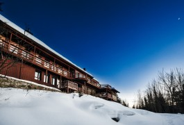 A comfortable residence in an untamed, natural setting  in Saguenay Fjord National Park