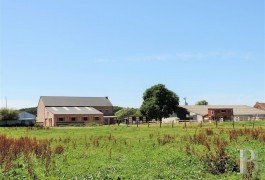 A 12 ha farm, fully equipped as an equestrian centre, in the Belgian Ardennes region