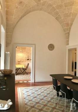 A house in the historic centre of Carovigno <br/>in the region of Apulia