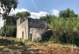 "An authentic farmhouse, known locally as a ""Casale"", and its extension project  on an 8,000 m² plot of land near to Ostuni in the region ..."