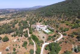 A tourist property in a setting that was already sought after in the 11th century, in the countryside near Portalegre in ...