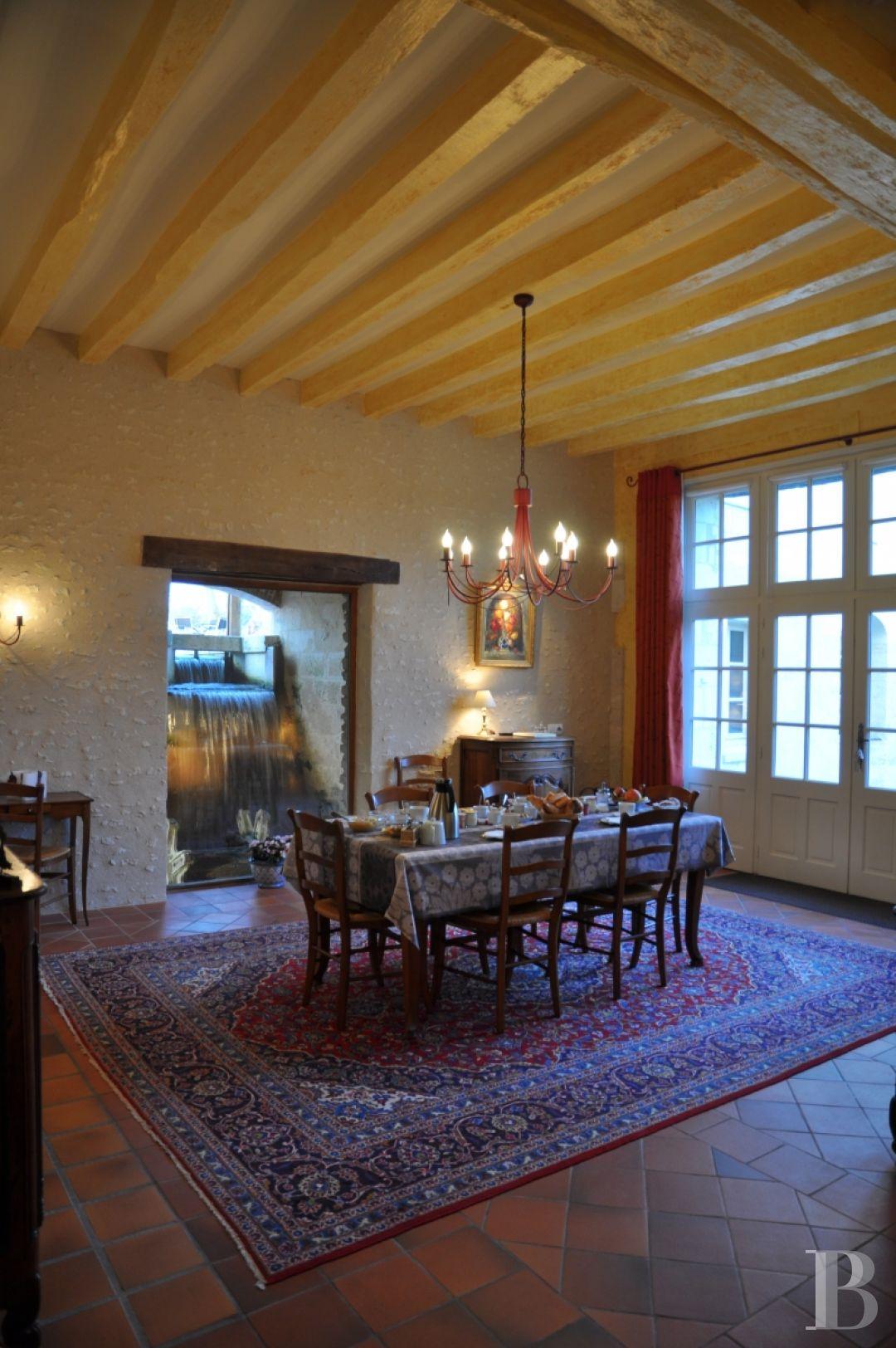 Patrice besse chambres d 39 h tes centre quelques lieux du majestueux chenonceau et du - Chambres d hotes touraine ...
